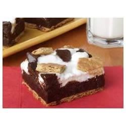 BAKER'S S'more Brownies Recipe