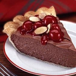 Hershey's Black Forest Pie Recipe