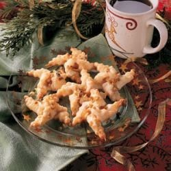 Photo of Pineapple Star Cookies by Sarah  Lukaszewicz