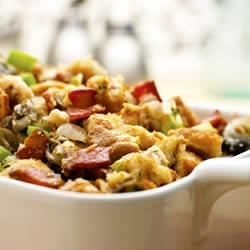 Herbed Oyster Stuffing Recipe