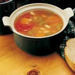 Photo of Peasant Bean Soup by Bertha McClung