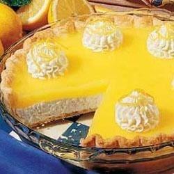 Photo of Lemon Supreme Pie by Taste of Home