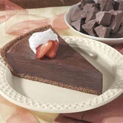 Fudgy Chocolate Cheesecake Recipe