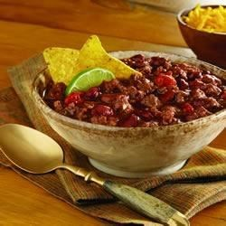 Easy Sausage Chili Recipe
