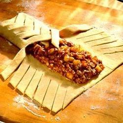 Pumpkin Pear Strudel Recipe