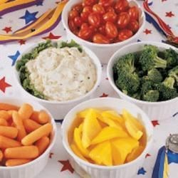 Photo of Gold-Medal Vegetable Dip by Therese  Judge