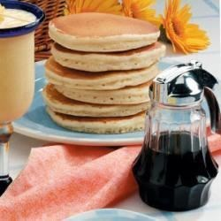 Photo of Pancake Stack with Syrup by Joan  Baskin