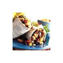 Jimmy Dean Low-Fat Breakfast Burrito Recipe