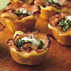Photo of Ham Florentine Mini-Cups by Pillsbury