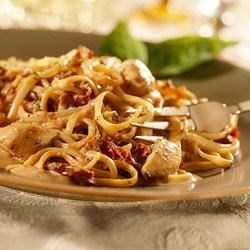 Creamy Chicken and Tomato Pasta Recipe