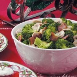 Photo of Mushroom Broccoli Medley by Edie  Draper
