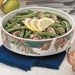 Photo of Mushroom Green Beans by Mary  Buhl