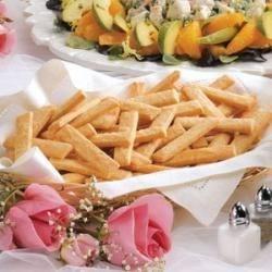 Photo of Parmesan Cheese Straws by Mitzi  Sentiff