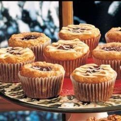 Cran-Apple Muffins