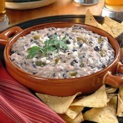Photo of California Cheesy Black Bean Dip by California Milk Advisory Board