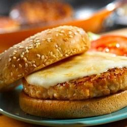 Turkey Burgers by Campbell's Kitchen Recipe
