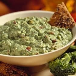 BUSH'S(R) Garbanzo Pesto Dip Recipe