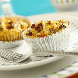 Photo of Jimmy Dean Hearty Sausage Mini Quiches by JimmyDean
