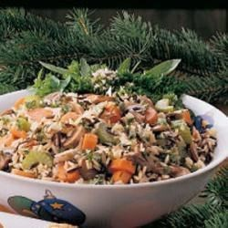 Photo of Wild Rice Stuffing by Edie  DeSpain