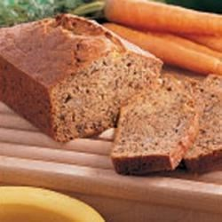 Photo of Carrot Banana Bread by Beulah  Starkweather