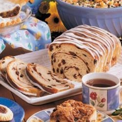 Photo of Cinnamon Raisin Bread by Deanna  Patterson