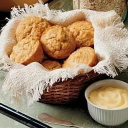 Photo of Buttermilk Oatmeal Muffins by Robert  Luebke
