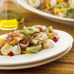 Tortellini Salad Italiana Recipe