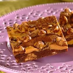 Photo of Peanut Butter SWIRLED™ Brownies by Nestle®