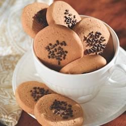 Photo of Cappuccino Cookies by Crisco Baking Sticks®