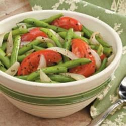 Photo of Greek-Style Green Beans by Michele Scharf