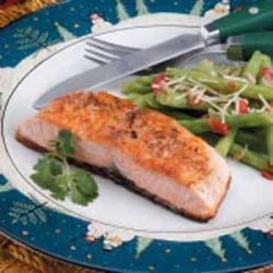 Photo of Coriander Salmon by Nancy  Deans