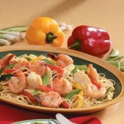 Photo of Seafood Pasta Delight by Debbie  Campbell