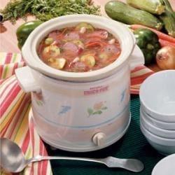 Photo of Spicy Kielbasa Soup by Carol  Custer