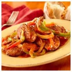 Photo of Sausage, Peppers and Onions by Ragu®