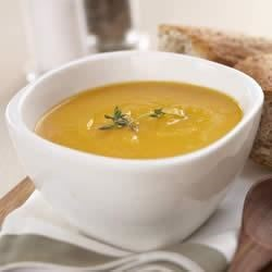 Squash and Sweet Potato Soup Recipe