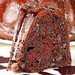 Chocolate Pudding Fudge Cake Recipe