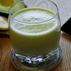 Avocado Shake from the LACTAID(R) Brand