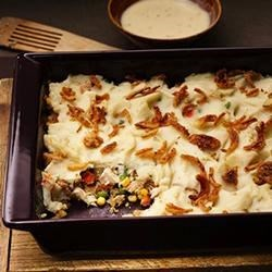 Photo of Turkey Leftovers Dinner Casserole by Progresso™ Recipe Starters™