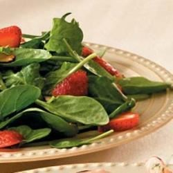 Photo of Almond Strawberry Salad by Renae Rossow