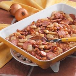 Photo of Hearty Maple Beans by Margaret  Glassic