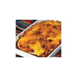 Photo of Cheesy Enchilada Torte by Campbell's Kitchen