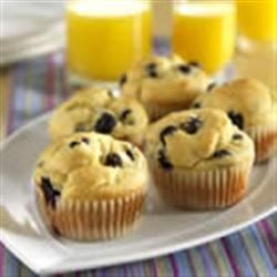Very Berry Blueberry Muffins Recipe