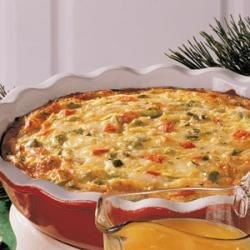 Photo of Christmas Morning Frittata by Marlene  Whyte