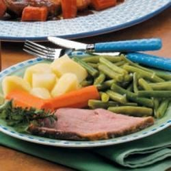 Photo of Ham with Vegetables by Ernestine  Beoughter