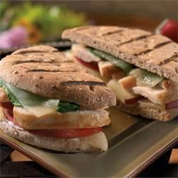 Chicken and Apple Panini Recipe