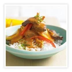 Thai Curry Rice Bowl