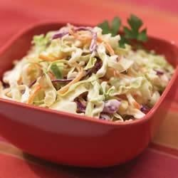 5-Minute Coleslaw Recipe