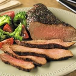Chili-Crusted Tri-Tip Roast Recipe