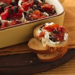 Baked Goat Cheese Recipe