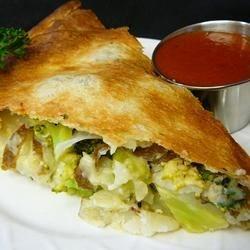 Photo of Broccoli Pizza Pie by sal